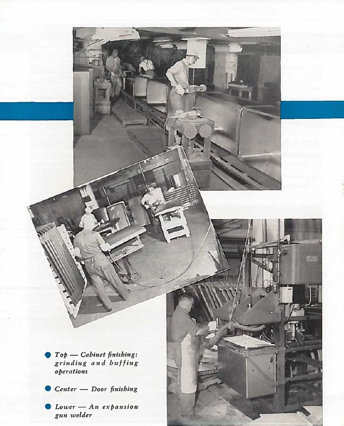 History of refrigeration from the archives of Ranney Refrigerator Company, recognized today as Marvel Refrigeration.