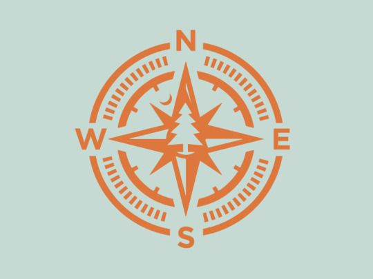 Landmark Compass