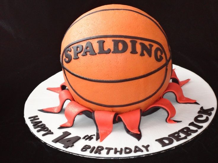 19 best banquest cakes images on Pinterest Basketball Basketball