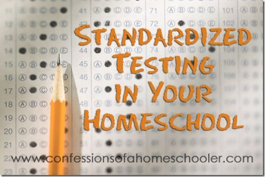 Choosing Standardized Tests Confessions Of A Homeschooler In 2020 Homeschool Testing Homeschool Standardized Testing