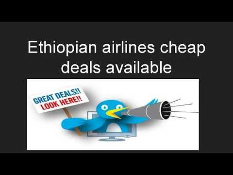 Ethiopian airlines Reservation Number | 1-888-701-8929 | Customer Service