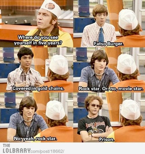 That 70's Show--Love Hyde :)
