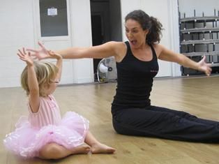 babyballet classes are this much fun!