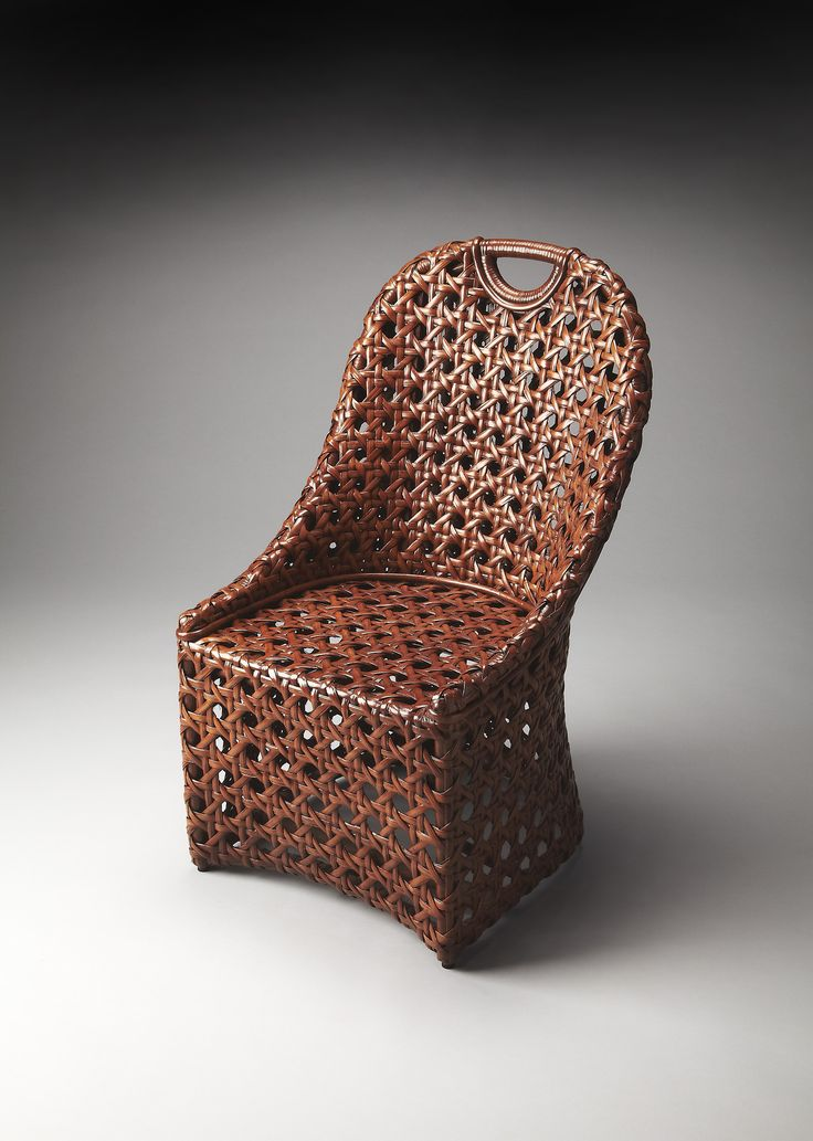 Accent Seating Rattan Accent Chair