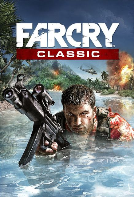 Full Version PC Games Free Download: Far Cry 1 Download Free PC Game