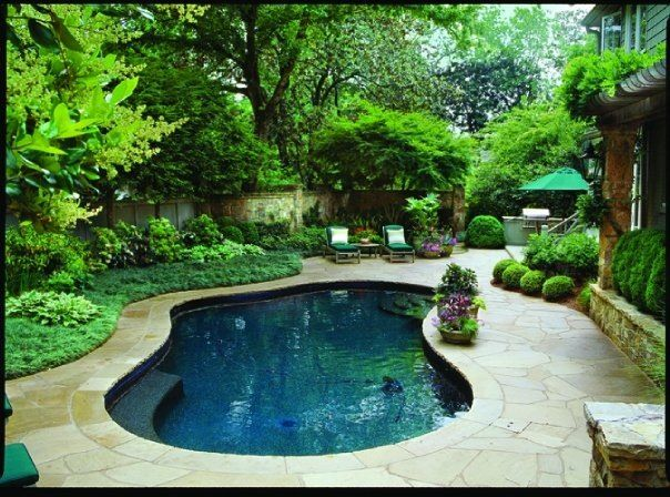 17 best images about pools on pinterest small yards
