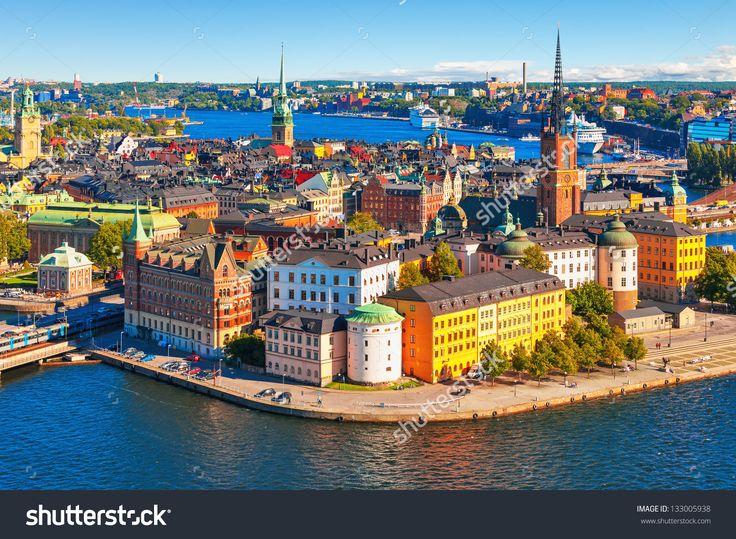 Каталог фото :: Известные города :: Стокгольм - Каталог фото