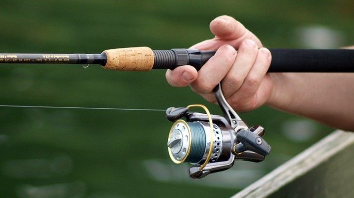 A Fishing Reel That Is Strong Could Be The Difference Between Watching And Landing The Large One It Float Off Along With You Fishing Reels Crappie Fishing Fish