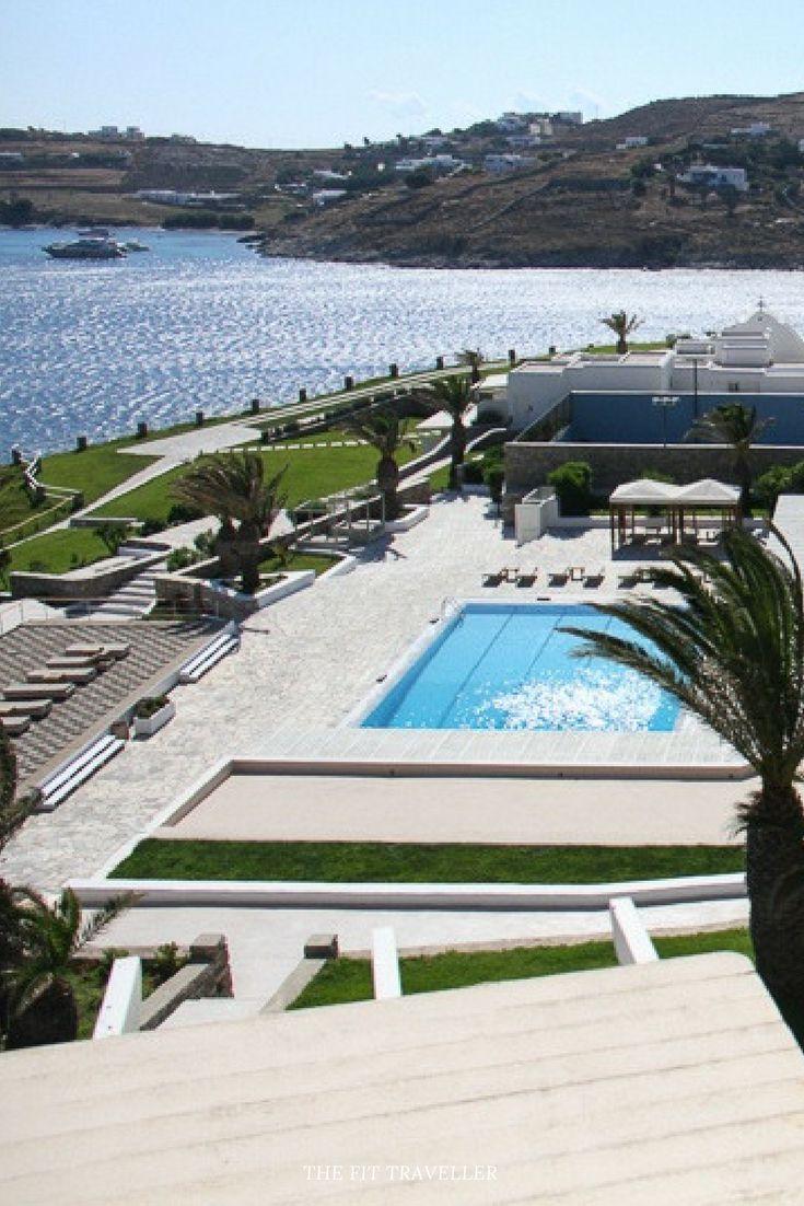 Mykonos tours amp travel bill amp coo hotel in mykonos greece - Santa Marina A Luxury Collection Resort Mykonos