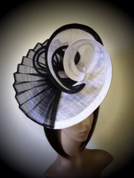 BY KELLY HILL  #millinery #hats #HatAcademy