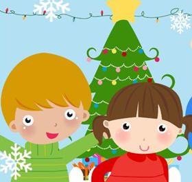 Poesie sul Natale, la Natività, la Nascita di Gesù, Babbo Natale, per la scuola dell'infanzia ed elementare
