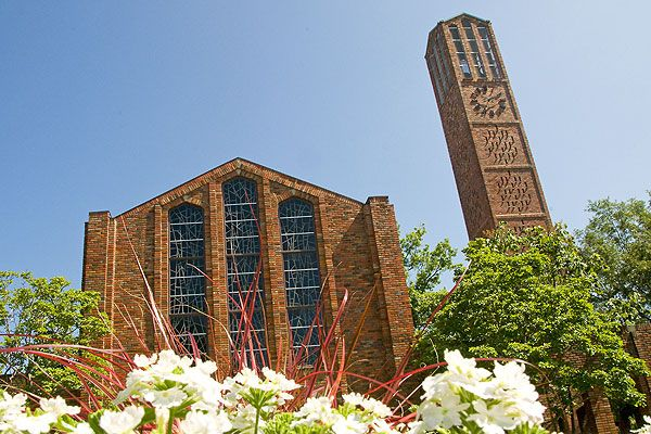 The Chapel - Mississippi State University