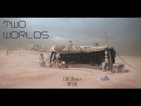 Two Worlds, by Andy Lefton / CGI Animated Short HD / My slice of internet / Oradea, Bihor, Romania