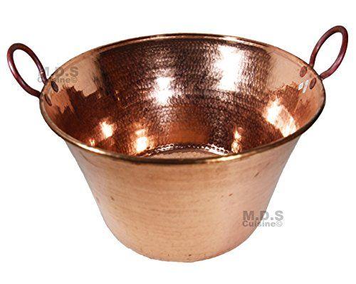 casos para carnitas de cobre