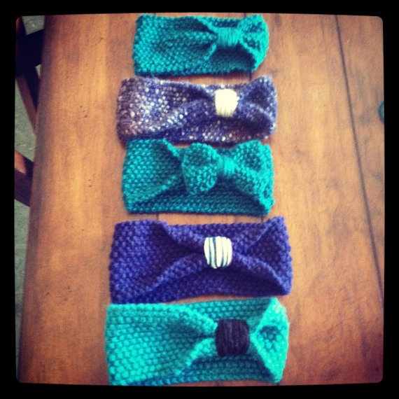 cute headbands! and can customize them too!!     http://www.etsy.com/shop/veeniejoon