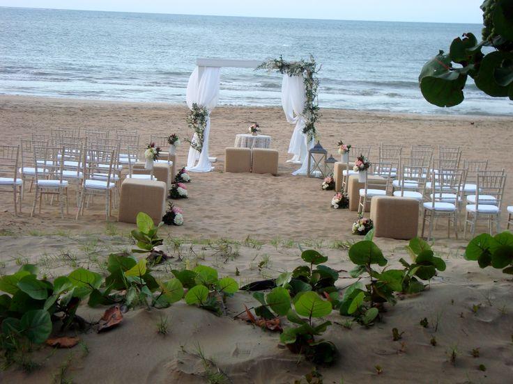 Puerto rico beach wedding venue with pj reception just for Wedding venues in puerto rico