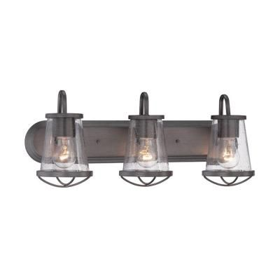 rustic bathroom vanities vanity lighting lights with outlet light bulb covers polished chrome