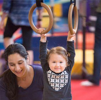 Seattle Gymnastics - Indoor Playground - Columbia City; $2 Tuesdays w/non-perishable food item
