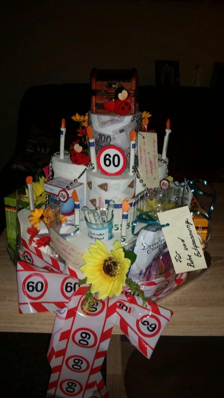 Geschenk zum 60. Geburtstag – #60er #Geburtstag #G…