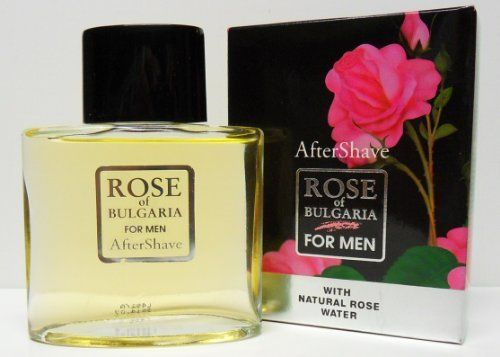 Rose of Bulgaria by ''BIOFRESH''. $12.00. Rose of Bulgaria Aftershave. Contains Natural Rose water. Imported from Bulgaria. Rose of Bulgaria aftershave helps soothe the skin after shaving. Use with it's matching shave cream