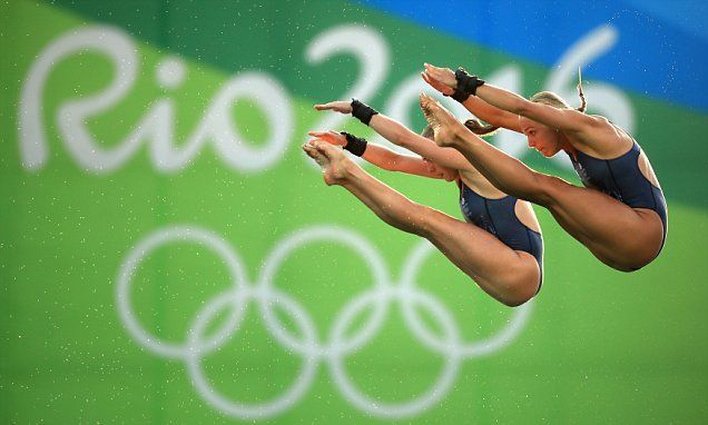 Tonia Couch and Lois Toulson miss out on bronze medal in synchronised diving 10m final as China take gold