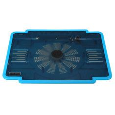 #Banggood Тонкий холодный лед тонкий ноутбук кулер Вентилятор охлаждения для ноутбука кулер (56589) #SuperDeals
