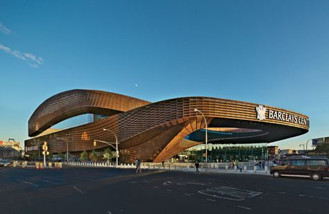 Brooklyn's Barclays Center - By Shop Architects