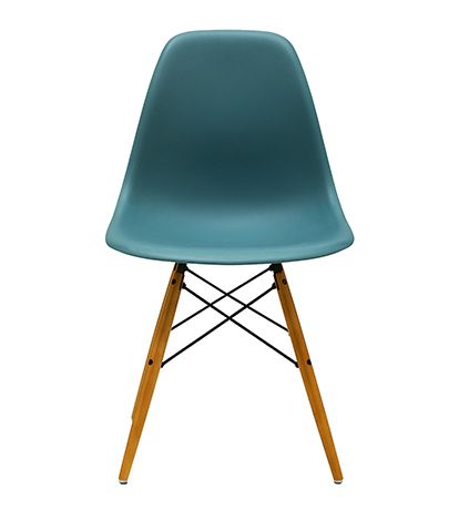 Eames DSW Chair Ocean Blue - Dining Chairs - Chairs & Stools - Furniture - The Conran Shop UK