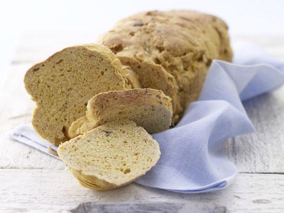 Pumpkin Bread with Pumpkin Seeds   Eat Smarter