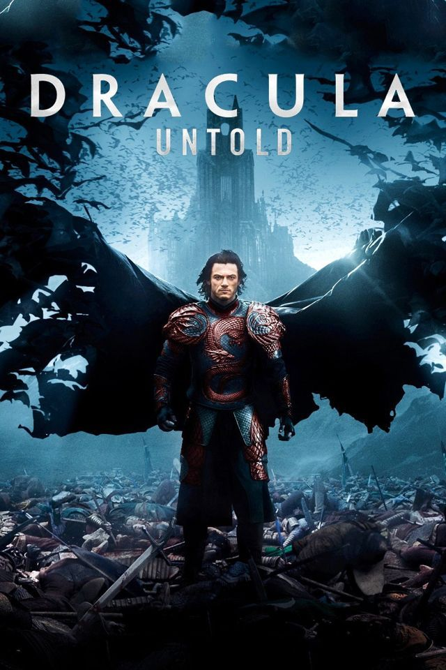 ~Vampire mythology combines with the True history of Prince Vlad to tell the origin of Dracula. Love this Story! Starring Luke Evans, Dominic Cooper❤️