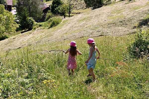 8 Attività per i Bambini da Fare Nella Natura in Estate : Mamme a Firenze