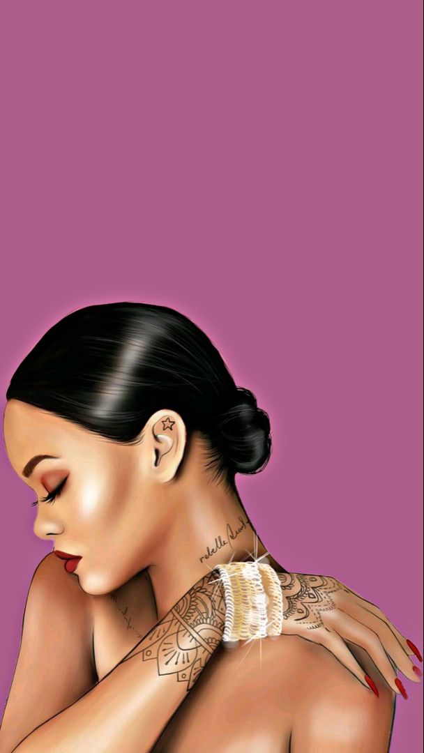 Rihanna Wallpaper Purple Rihanna Celebrity Wallpapers Rihanna You