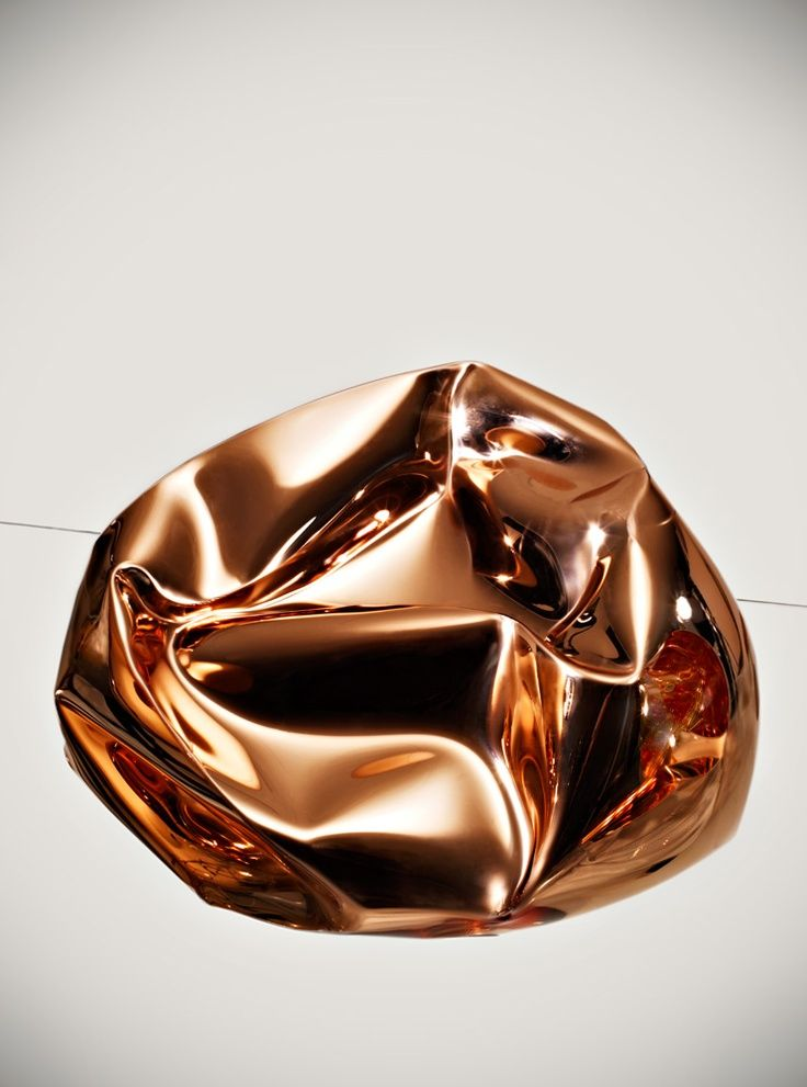 Bronze in the mirror of form. Xk #kellywearstler