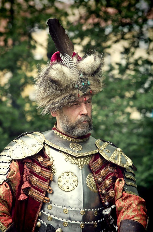 Pride. / polish nobleman XVII century
