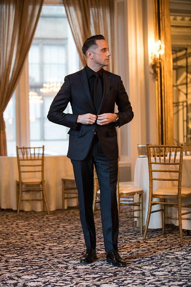 Black tie dinner dress code uk