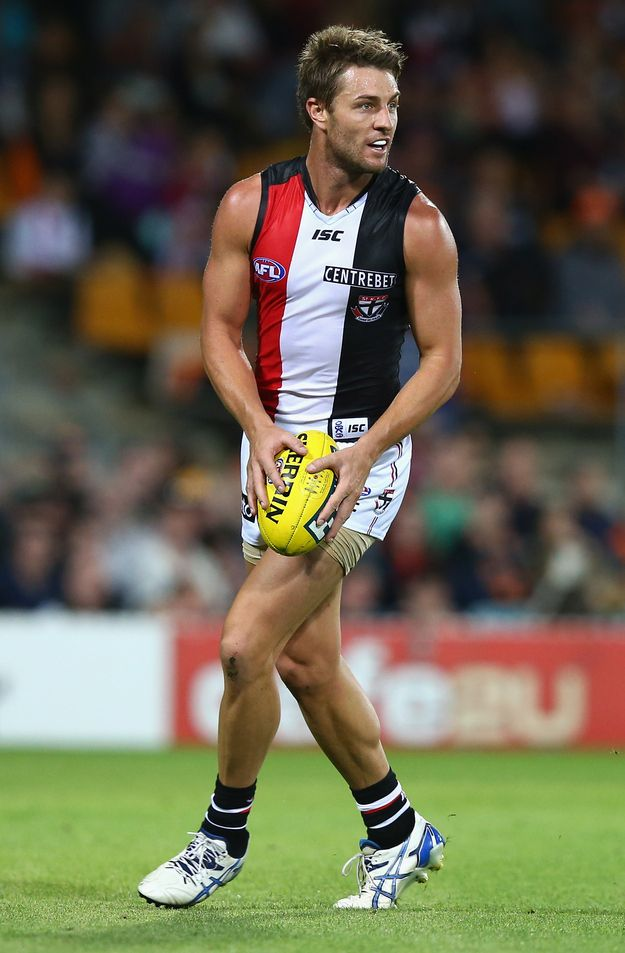 Sam Fisher, St Kilda Saints