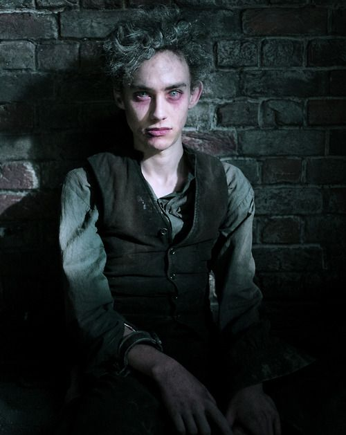 Olly Alexander in Penny Dreadful. Poor Fenton.