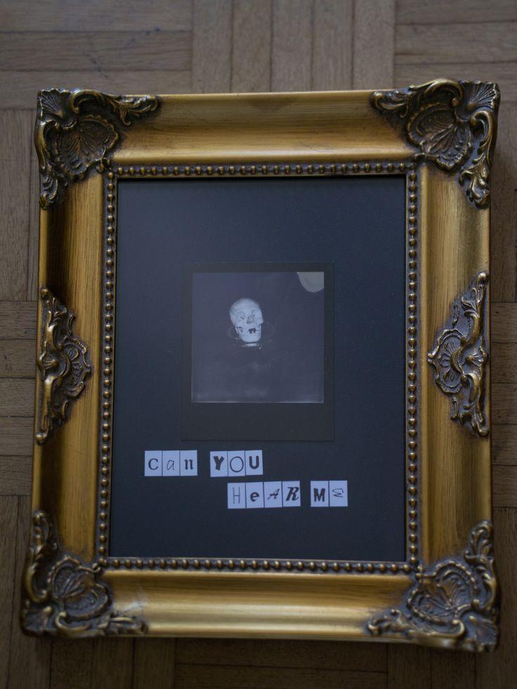 Analogue and polaroid photography