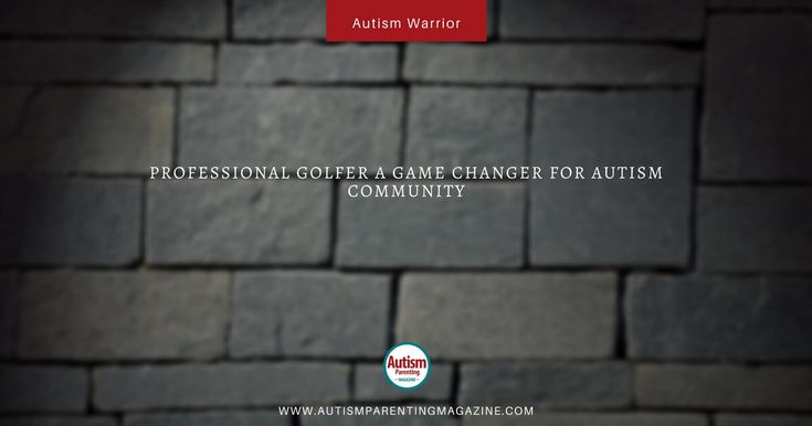 Meet the professional golfer whose son with autism inspired the establishment of the Els for Autism Foundation and the impressive Els Center of Excellence.