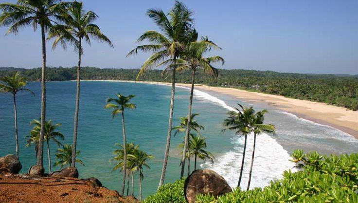 Talalla Beach, #SriLanka bookings@inspirevoyage.com http://holidays-in-lanka.co.uk/