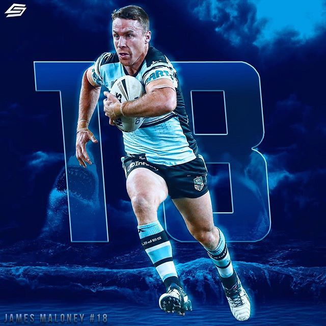 It will be good to see how he performs throughout the finals for Cronulla. @jim_jim86 @cronullasharks @cronullassharks #nrl #design #sportsart #graphic ...