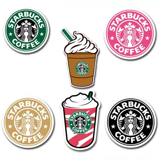 Starbucks Sticker Pack