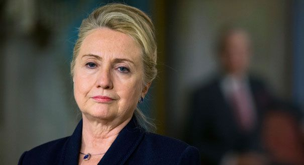 Whatsupic - Why is Hillary Clinton's Popularity Sliding?