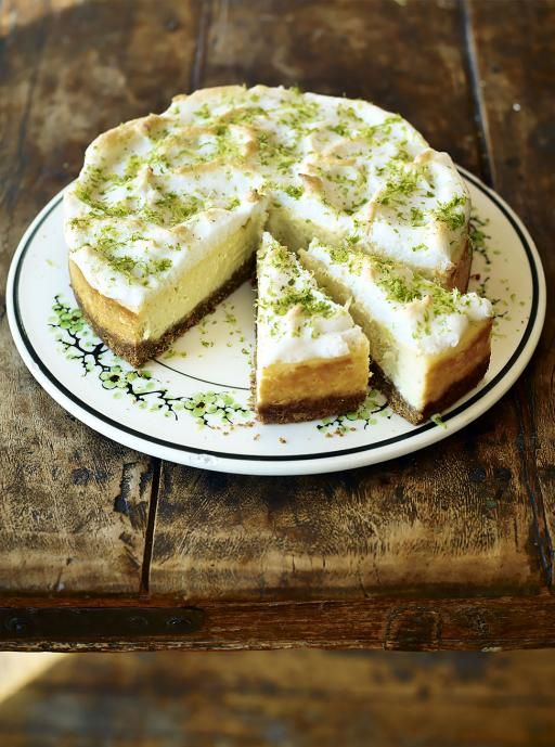 New York cheesecake   Recettes de fromage   Jamie Oliver Recettes