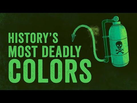 History's deadliest colors - J. V. Maranto - YouTube