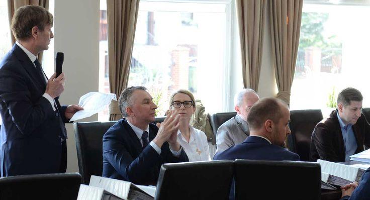 Sesja Rady Gminy Wińsko z dnia 12 maja 2017 [wideo]