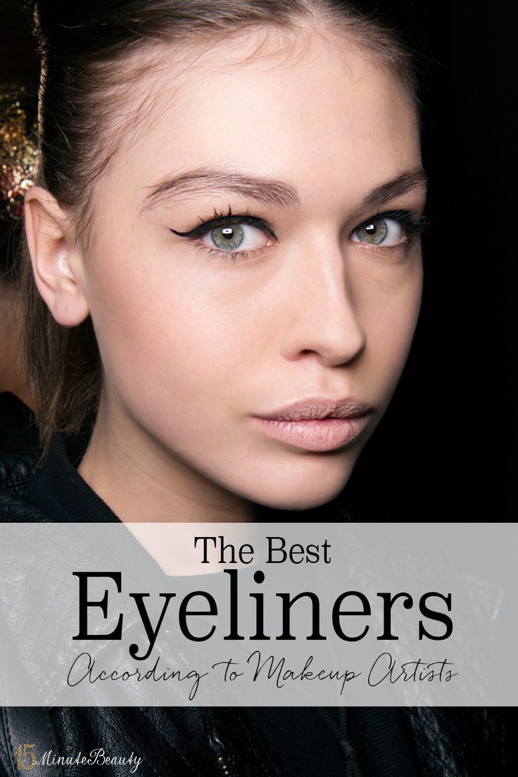beginner makeup artist resume%0A The Best Eyeliners According to Makeup Artists