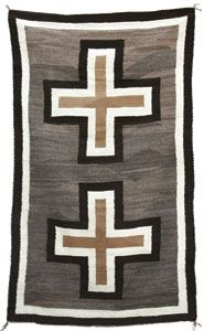 Collecting Navajo Rugs Part 2 - Western Art Collector magazine article