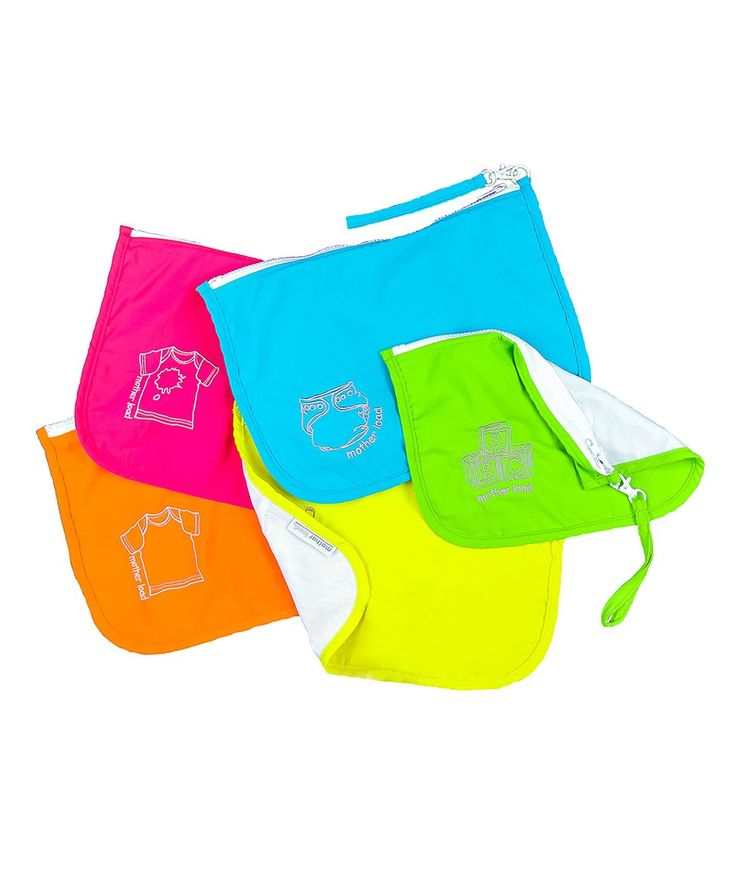 Take a look at this Mother Load Diaper Bag Organization Pouch Set today!