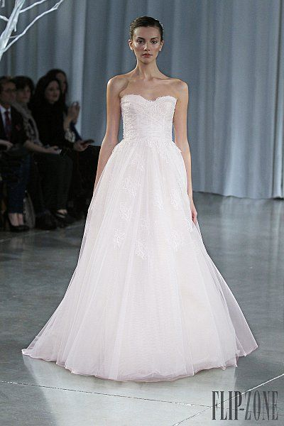 jordan 6 rings bred price Monique Lhuillier Fall winter 2013 2014   Bridal